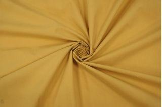 Хлопок тонкий водоотталкивающий горчично-желтый BRS-I3 13072059