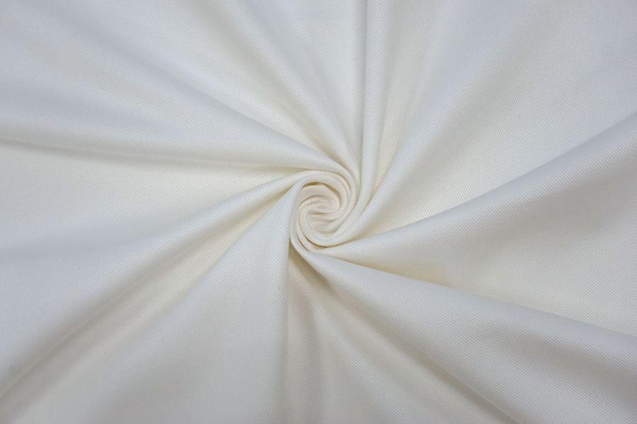 ОТРЕЗ 0,5 М Джинса хлопковая белая BRS-(11)- 13072060-1
