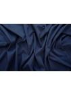 Хлопок-рогожка костюмно-плательный темно-синий BRS-C60 13072076