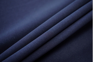 Кади вискоза синяя BRS-AA7 13072078