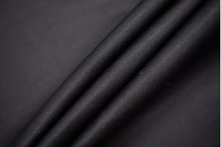 Плательно-рубашечный хлопок черный BRS-F7 13072090