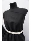 Плательно-рубашечный хлопок черный BRS-F4 13072090
