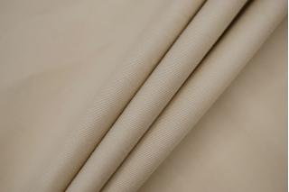Хлопок костюмно-плательный светлый холодный бежевый BRS-E7 13072091