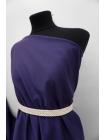 Плательно-рубашечный хлопок с вискозой приглушенно-фиолетовый BRS-F6 13072092