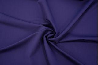Плательно-рубашечный хлопок с вискозой приглушенно-фиолетовый BRS-E7 13072092