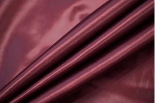 Атлас костюмно-плательный вишневый BRS-F7 14072001
