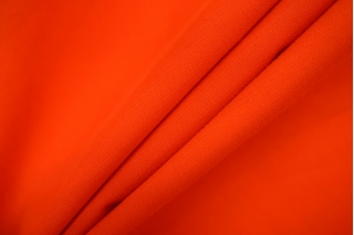 Поплин морковный мерсеризованный BRS-F2 14072003