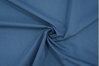 Лен с хлопком костюмно-плательный синий BRS-E6 14072011