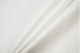 Плательный хлопок со льном белый BRS-Z6 14072012