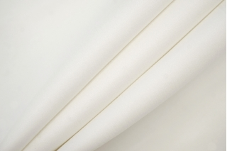 Сатин костюмно-плательный белый BRS-E7 14072013