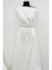 Сатин костюмно-плательный белый BRS.H-F6 14072013