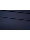 Сатин хлопковый плательный графитово-синий BRS.H-D70 14072018