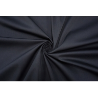 Костюмно-плательный хлопок черный BRS.H-F5 14072022