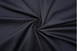 ОТРЕЗ 1,2 М Костюмно-плательный хлопок черный BRS.H-(46)- 14072022-1