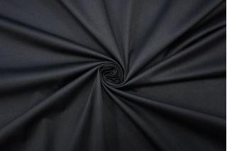 Плательно-рубашечный хлопок черный BRS-X2 14072025