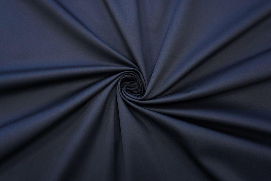 Плательный хлопок темно-синий BRS.H-C70 14072026