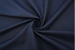 ОТРЕЗ 1 М Хлопок костюмно-плательный темно-синий BRS.H-(23)- 14072028-3