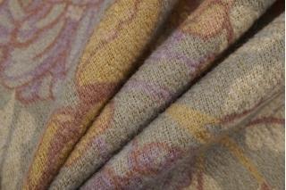 Пальтовый твид цветочный BRS-C2 14072038