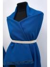 Костюмно-плательная шерсть синяя BRS-G7 14072039