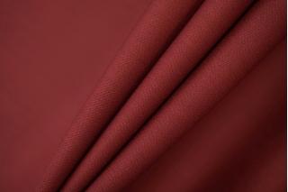 Костюмно-плательная шерсть бордовая BRS-F2 14072041