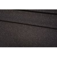 ОТРЕЗ 2,35 М Твид костюмный темный серо-коричневый BRS-(30)- 14072044-2