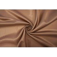 ОТРЕЗ 1,25 М Подкладочная вискоза бежево-коричневая BRS-(54)- 14072058-1