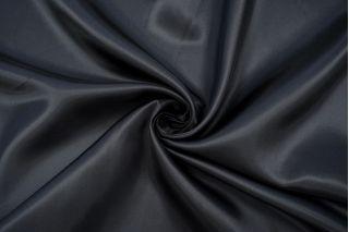 ОТРЕЗ 1,1 М Подкладочная вискоза черная BRS-(32)- 14072059-2