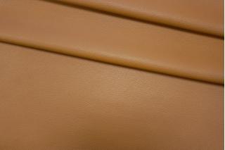 Экокожа на трикотаже Stella McCartney светло-коричневая 17082003