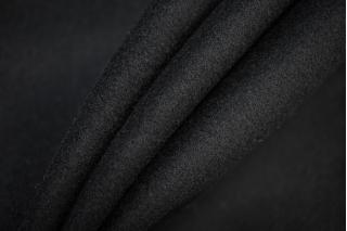 Пальтовая шерсть черная с кашемиром BRS.H-DD6 20072007