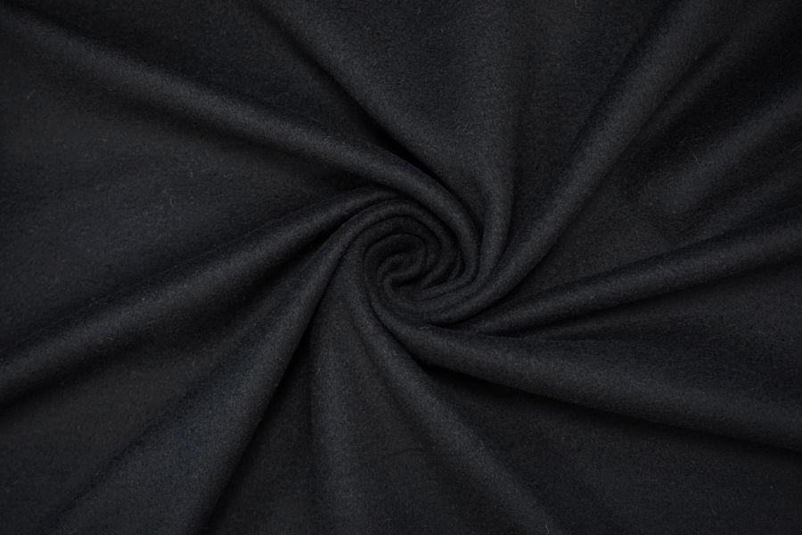 Пальтовая шерсть черная с кашемиром BRS.H-U20 20072007