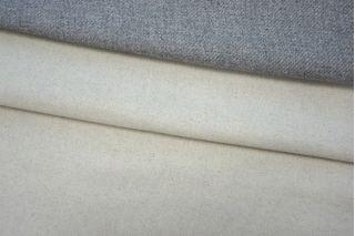 Костюмно-пальтовая шерсть серо-молочная дабл BRS-CC3 20072008