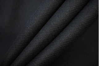 Пальтовая шерсть черная BRS-Z7 20072020