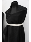 Пальтовая шерсть черная с кашемиром BRS-V50 20072026