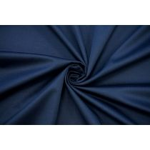ОТРЕЗ 2,65 М Сатин хлопковый темно-синий NST-(30)-22062005-1