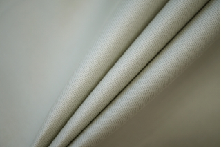Хлопок костюмный диагональный бледно-фисташковый NST-W5 22062007