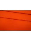 Сатин костюмно-плательный яркий морковный NST-F6 22062010