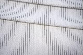Хлопок сирсакер черно-белый NST-Z2 22062021