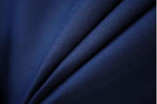Хлопок-стрейч дабл темно-синий NST-H6 22062027