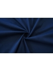 Хлопок костюмный диагональный темно-синий NST-F5 22062034