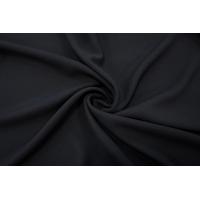 ОТРЕЗ 1 М Кади черная хлопок с вискозой NST-(33)- 22062077-2