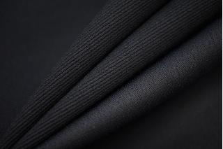 Кади черная хлопок с вискозой NST-W6 22062077
