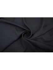 Креп плательный черный NST-W6 22062081