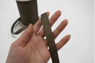 Тесьма брючная хаки 15 мм Kufner KFN 27082030