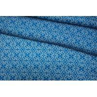 Блузочный сатин орнамент Prada DRT-H3 28082003