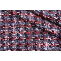 Шерстяная шанель красная DRT -H7 31072002