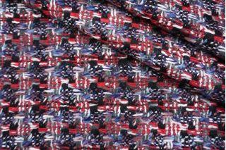 Шерстяная шанель красная DRT -C1 31072002