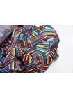 Блузочный сатин абстракция Max Mara DRT-H4 31072011