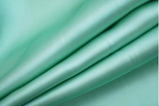 Тонкая кади атлас мятно-зеленая DRT-AA6 31072022