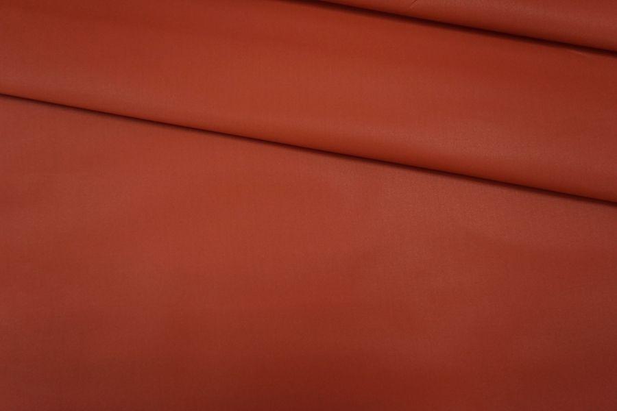 Хлопок Prada с накатом кирпичный DRT.H-V20 31072034