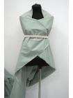 Хлопок Prada с накатом выбеленно-мятный DRT -i2 31072036